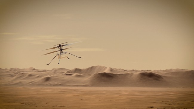 If all goes according to plan, this scene will be unfolding on Mars in about two weeks. (Credit: NASA/JPL-Caltech)