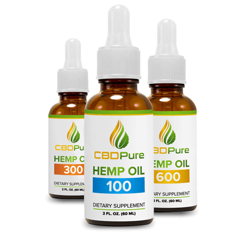 cbd hemp oil pills