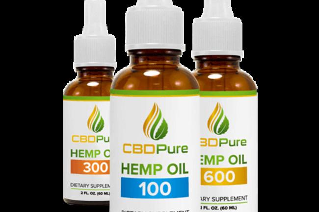 CBD Oil CBD Pure