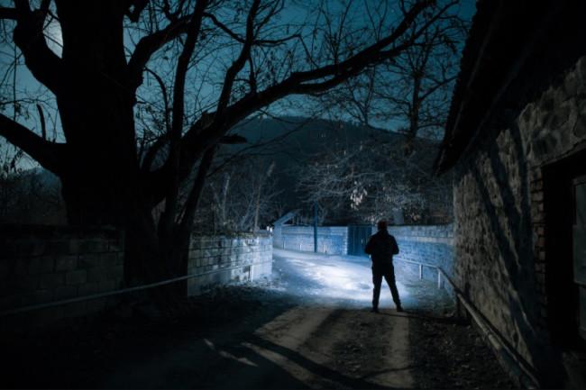 Ghost hunt - Shutterstock