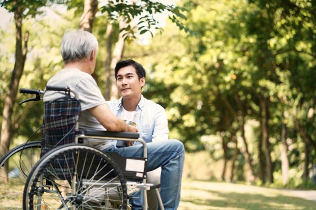 Alzheimer's family member