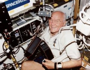John Glenn 1998 - NASA