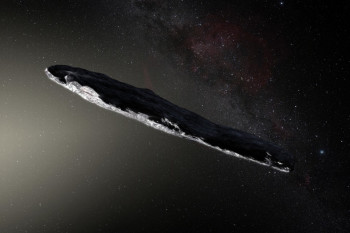 That Interstellar Asteroid is Pretty Strange. Could It Be...?