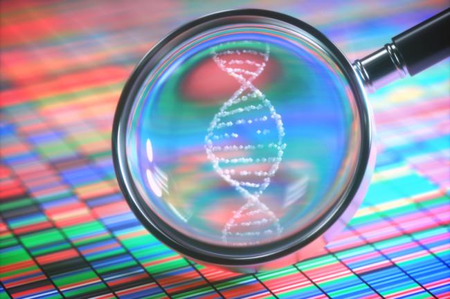 DNA - Shutterstock