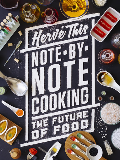 Note By Note Cooking - book cover