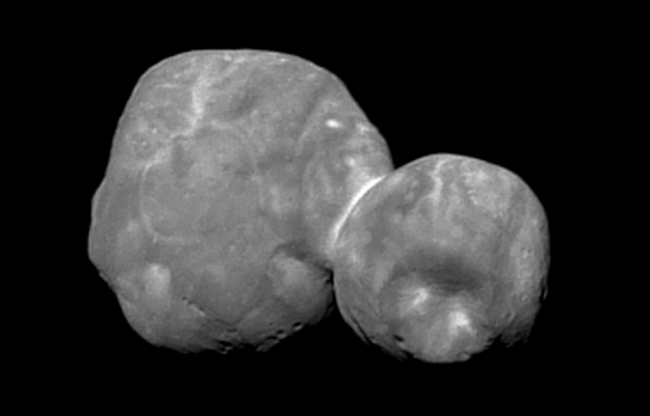 Ultima Thule - NASA