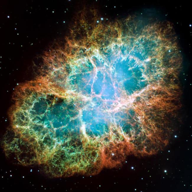 P-crab-nebula