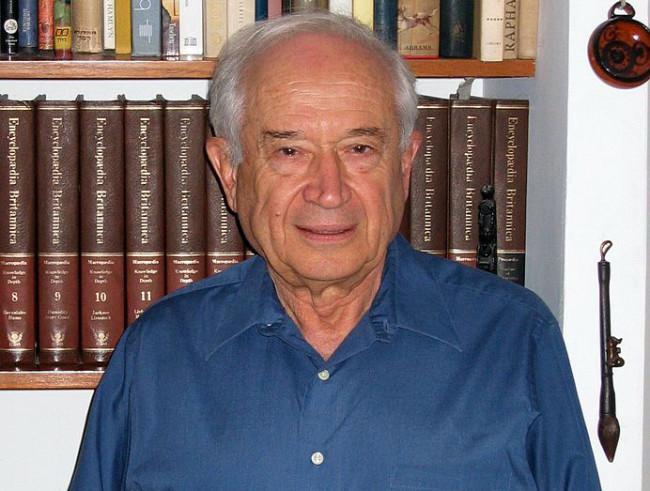 Raphael Mechoulam - Wikimedia Commons