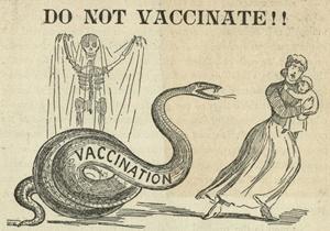 Anti-Vax-Poster