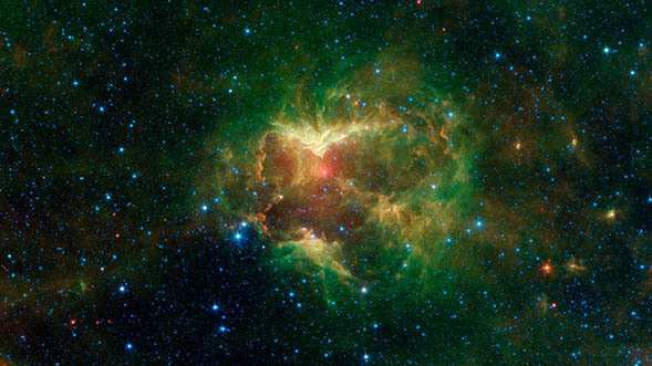 A Timeline of the Spitzer Space Telescope's 16 Years of Science