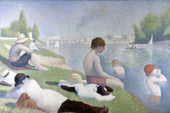 The Sky Phenomena That May Have Inspired Artist Georges Seurat