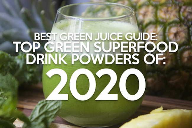 Best Green Juice Powders 1
