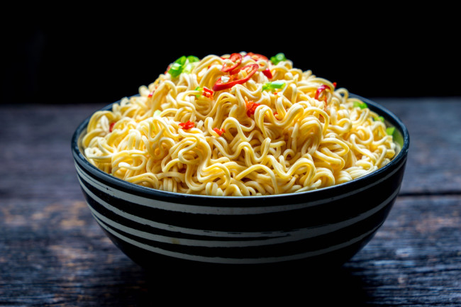 The Savory Science of Instant Noodles | Discover Magazine