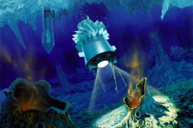 space-submarine