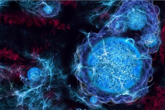Dark Matter Stars - Kelly/Discover/NSF