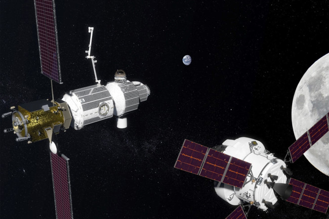 nasa lunar station
