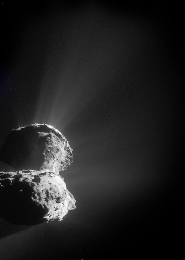 Comet 67P/Churyumov–Gerasimenko - ESA