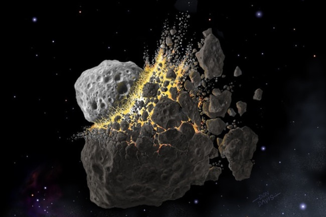 AsteroidCollision-SWResearchInstitute