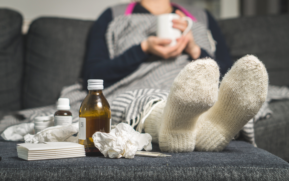Why Do Some People Get Sick All the Time, While Others Stay in Freakishly Good Health?