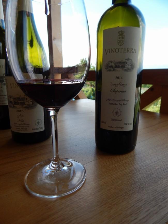 Saperavi, Georgian Wine - Gemma Tarlach