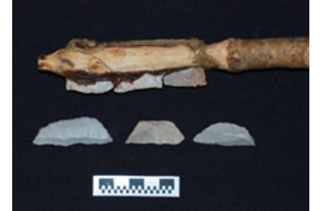 Age tools stone from the NOVA