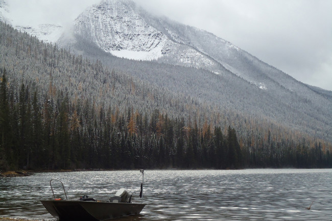 Glacier National Park Quartz Lake - USGS