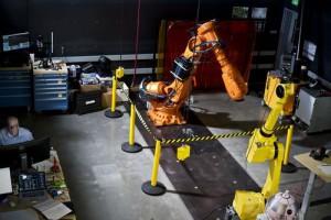 Gannon Robot Arm Alt