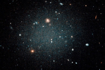 Astronomers Can't Agree What's Going on in This Strange Galaxy Without Dark Matter