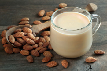 People Went Crazy for Almond Milk in the Middle Ages