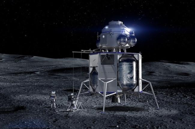 Blue Moon lander - Blue Origin