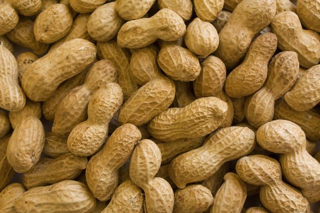 peanuts - shutterstock