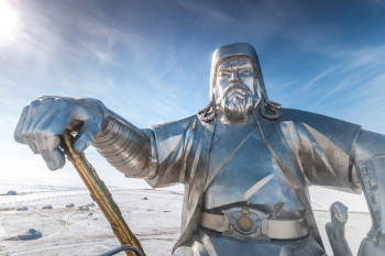 The Life of Genghis Khan, the Ruthless Warlord Who Created the World's Largest Empire