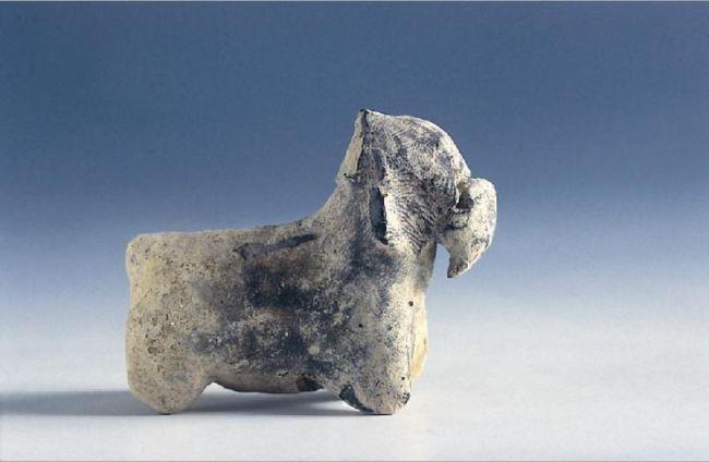 Yarmukian zoomorphic figurine - Wikimedia Commons