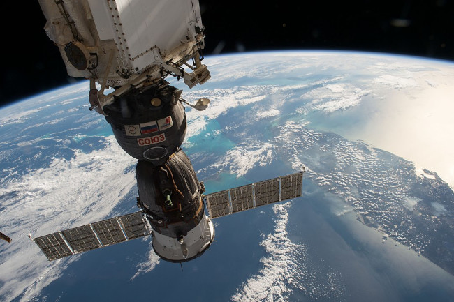 soyuz and iss
