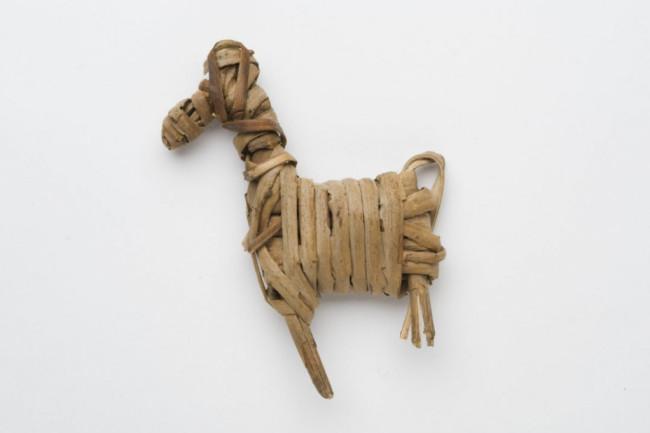 Twig Figurine Artifact - DMNS