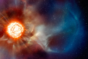 What Will a Betelgeuse Supernova Look Like From Earth?