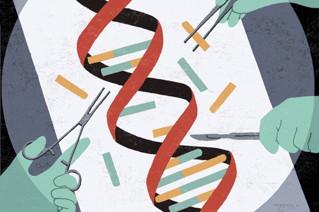 CRISPR - James Steinberg