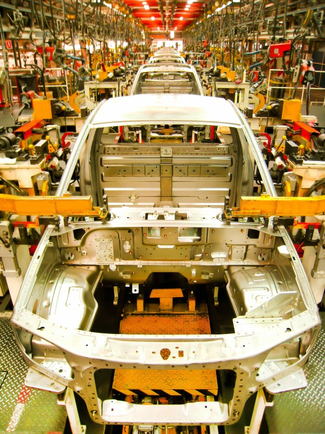 Car Manufacturing - Dreamstime