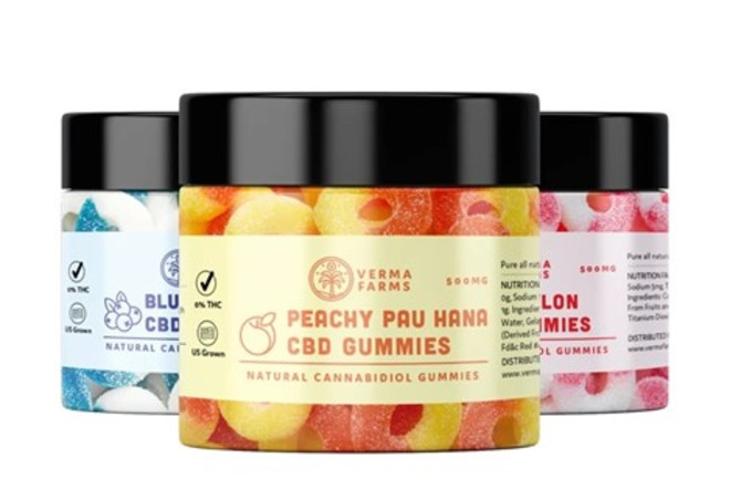 Best CBD Gummies for Pain & Anxiety | Discover Magazine