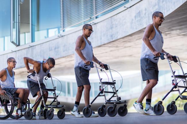Wheelchair to Walking - EPFL