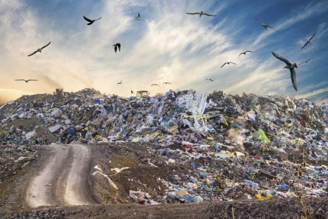 Landfill - Dreamstime