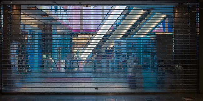 Closed store - Shutterstock