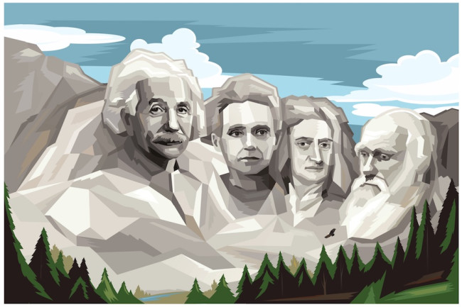 Scientists Mt Rushmore - Mark Marturello DSC-A0517 01
