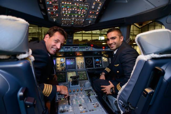 Plane-Pilots