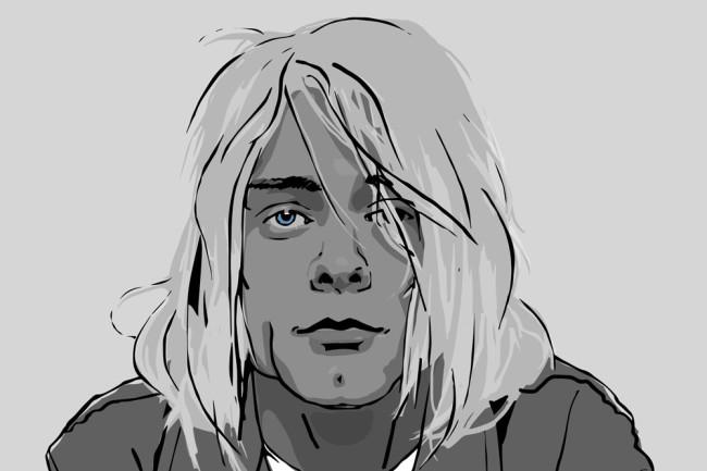 Kurt Cobain - Shutterstock