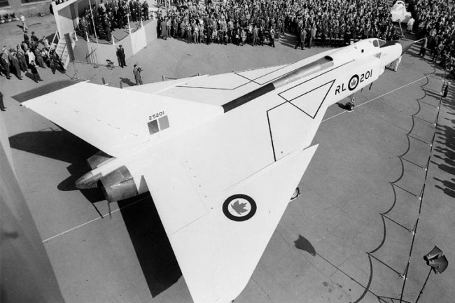 Avro Arrow 1957 - Library and Archives Canada