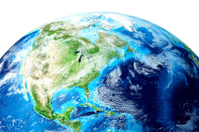 Earth - Shutterstock