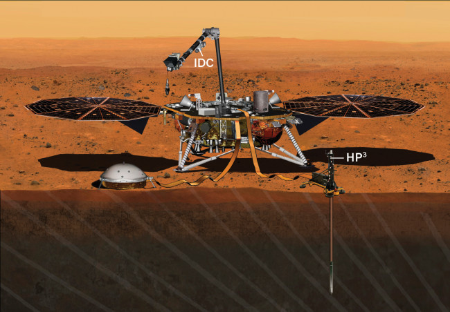 Insight-Heat-Probe