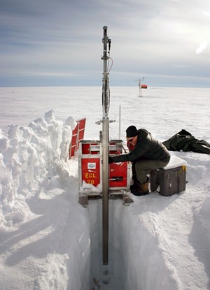 Drilling Greenland Ice Sheet - GEUS