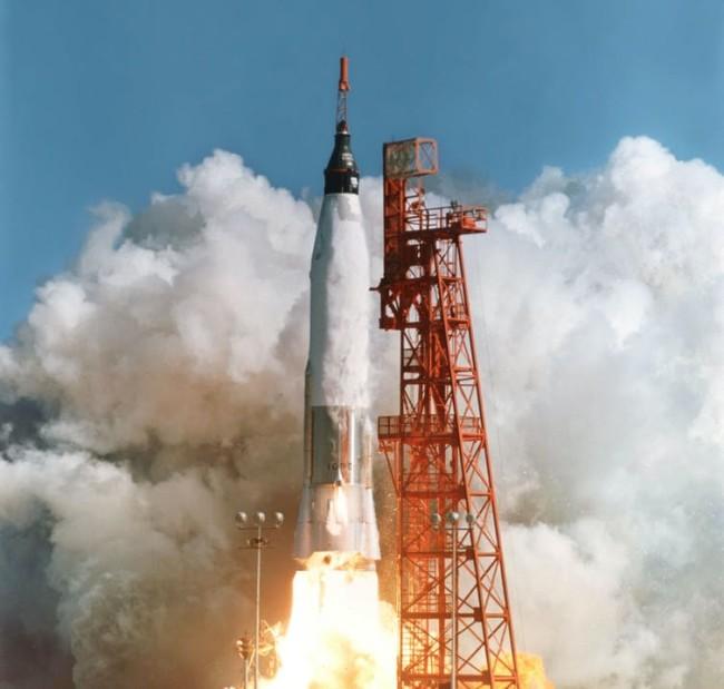Apollo Rocket